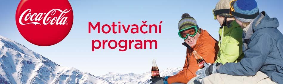 Motivační program Coca-Cola Hellenic